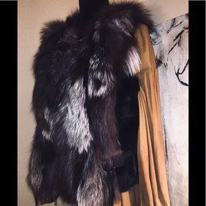 Jackets & Blazers - ON HOLD—-Authentic rabbit fur vest